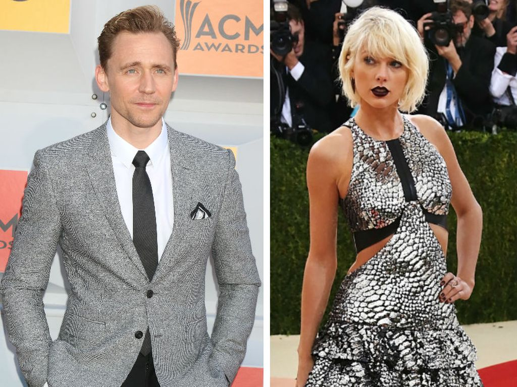 Taylor Swift und Tom Hiddleston