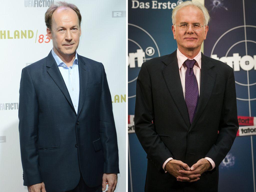 Harald Schmidt und Ulrich Noethen