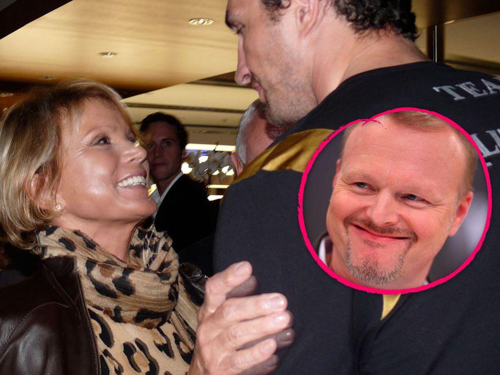 Oma Klitschko? Stefan Raab ätzt gegen Uschi Glas