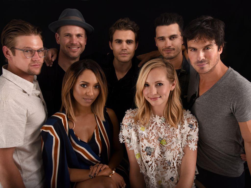 """Der """"Vampire Diaries""""-Cast bei der San Diego Comic-Con 2016"""
