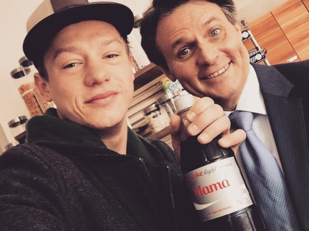 Wolfgang Bahro und Vincent Krüger