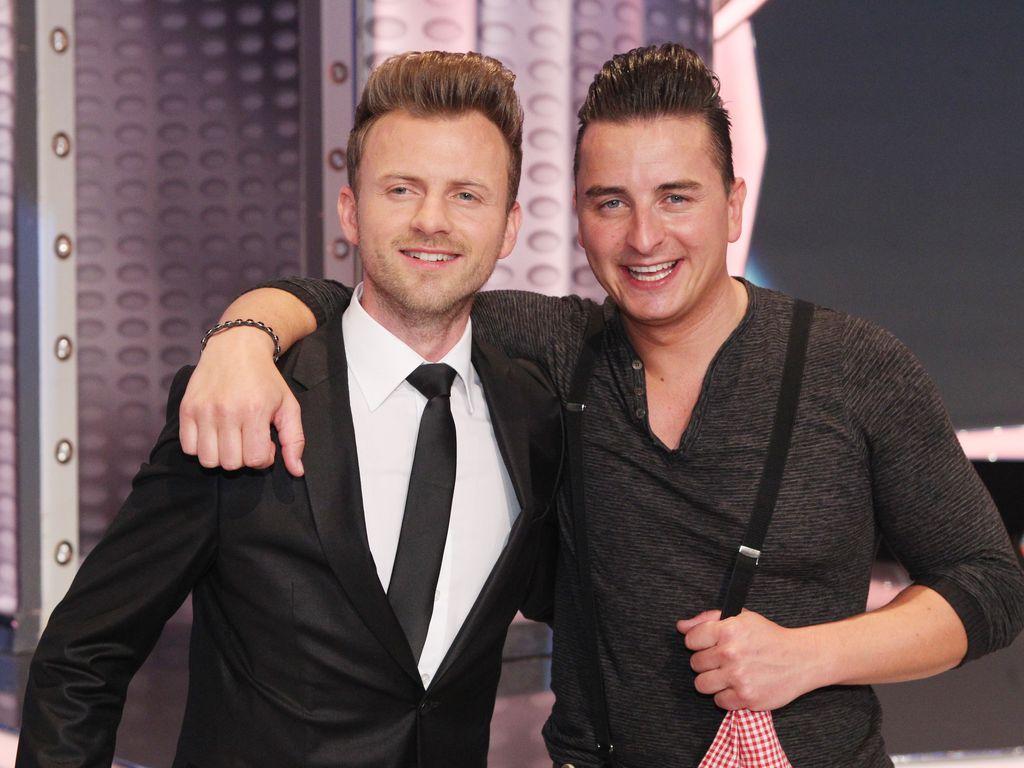 Andreas Gabalier und Willi Gabalier