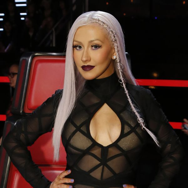 heiße sexy Christina Aguilera