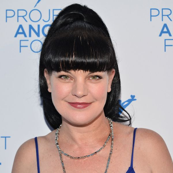 pauley perrette. Black Bedroom Furniture Sets. Home Design Ideas
