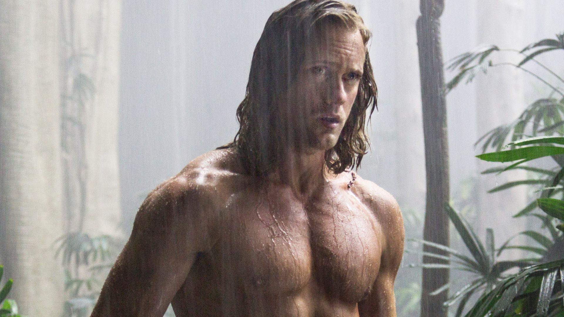 """""""Tarzan""""-Neuverfilmung: Ein Schwuler Kuss Sorgt Für Furore"""