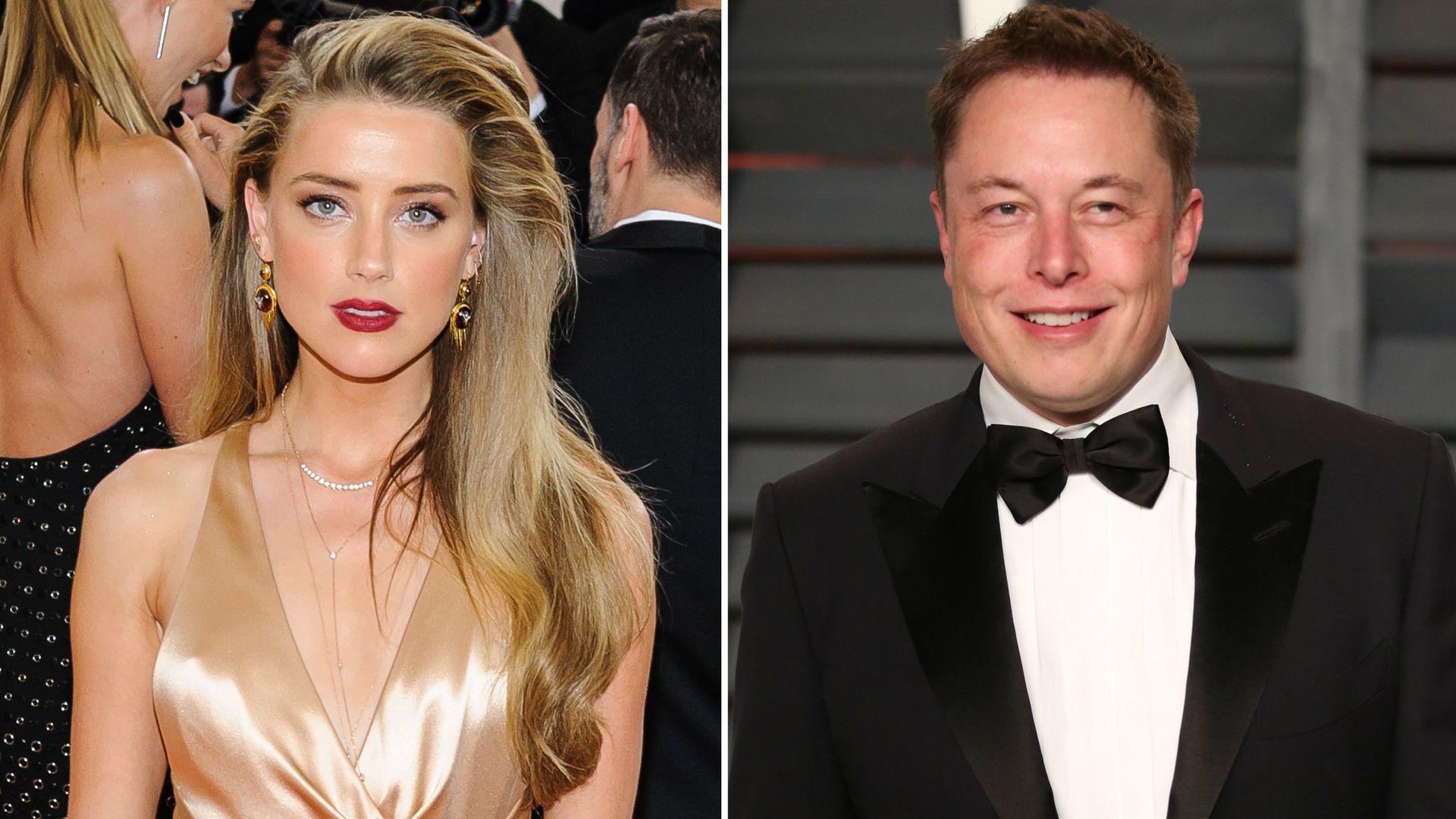 Elon Musk Ehefrau