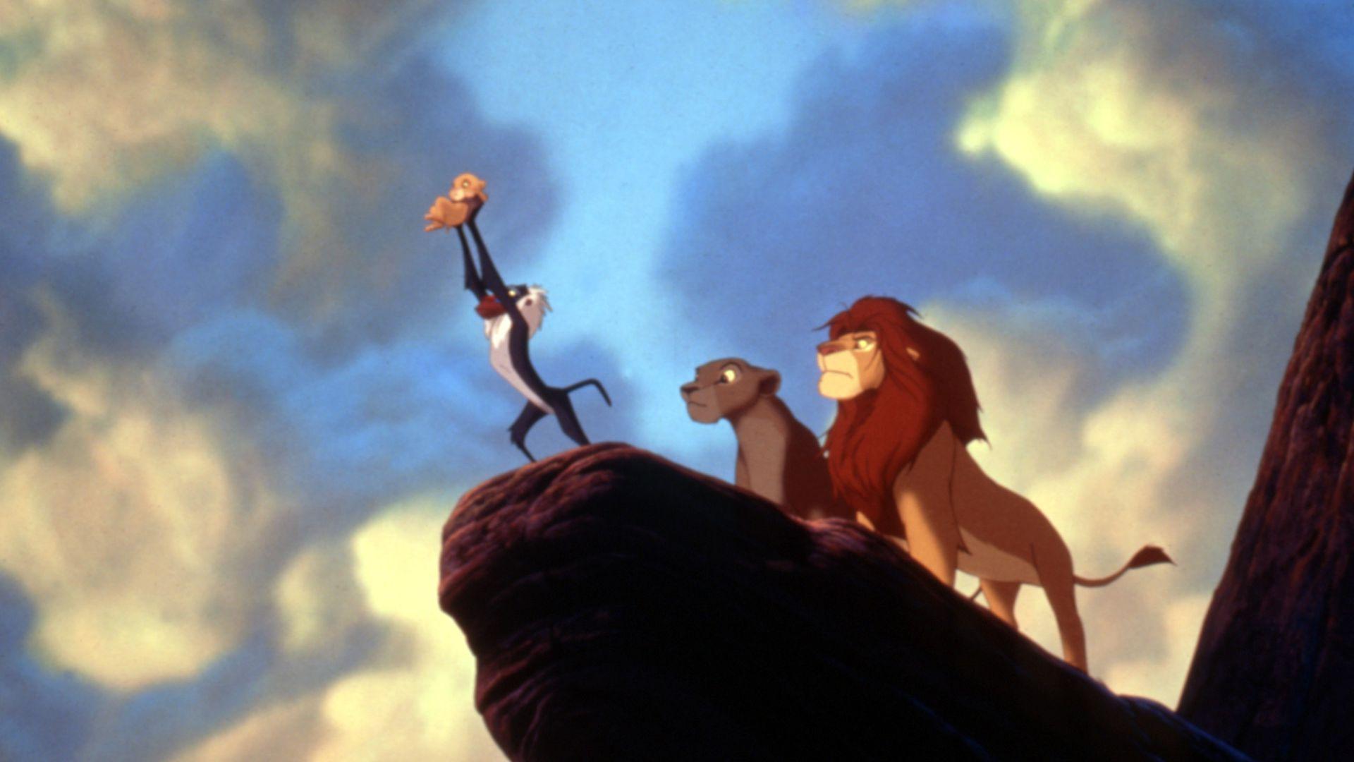 affe von könig der löwen