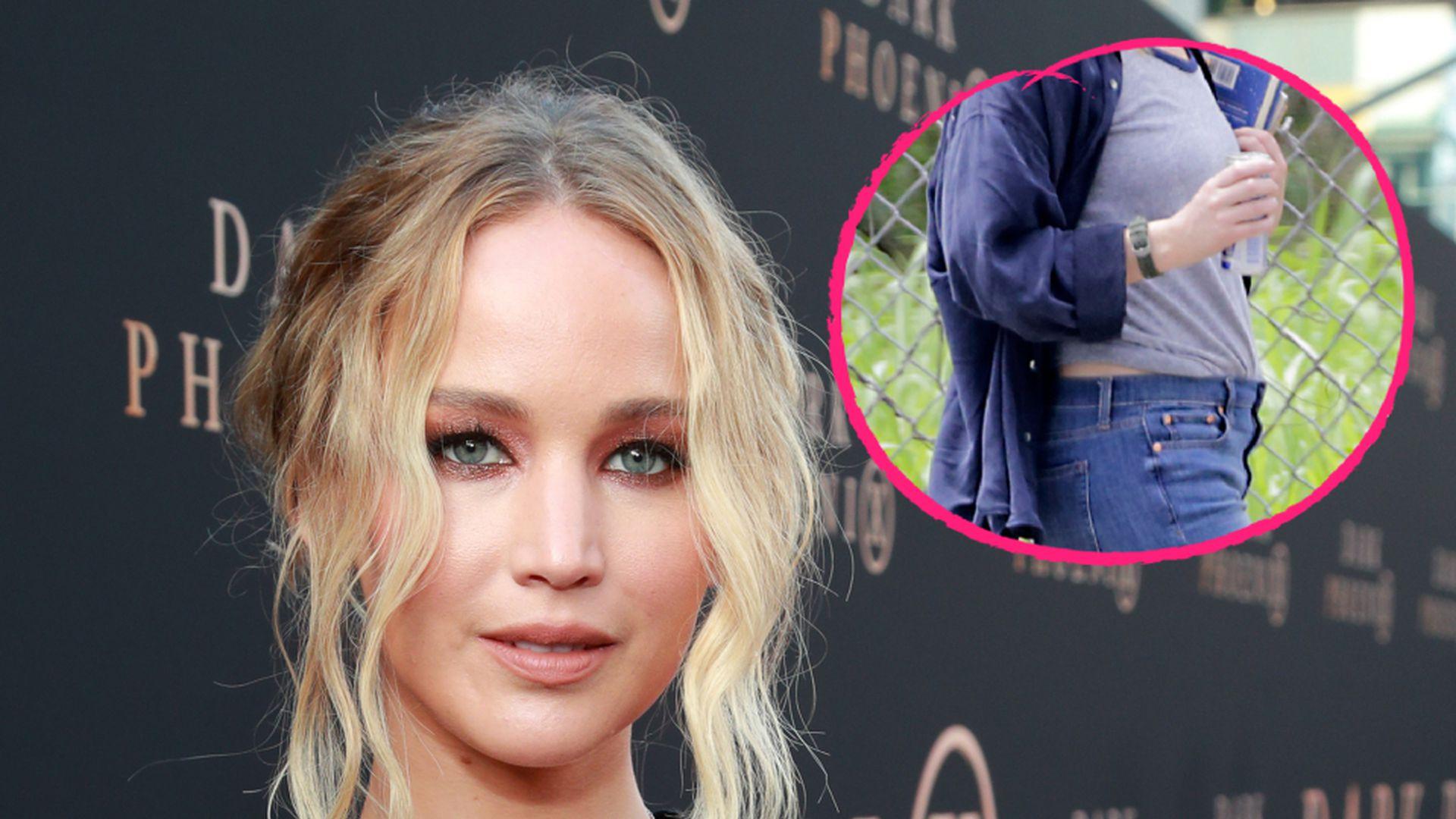 Nach Schwanger-Gerücht: Neue Bilder von Jennifer Lawrence