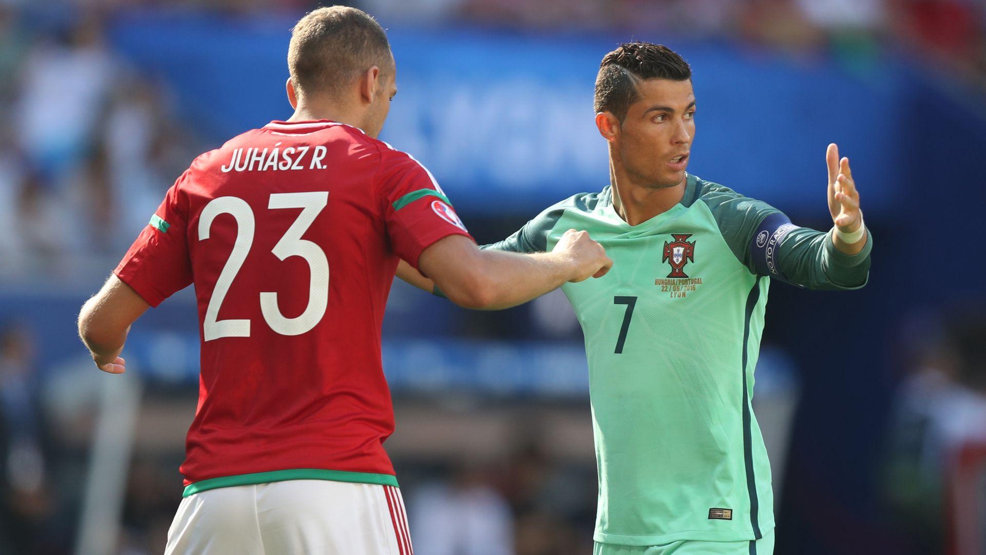 Er Ist Eine Schande Für Die Nation Maulkorb Für Ronaldo
