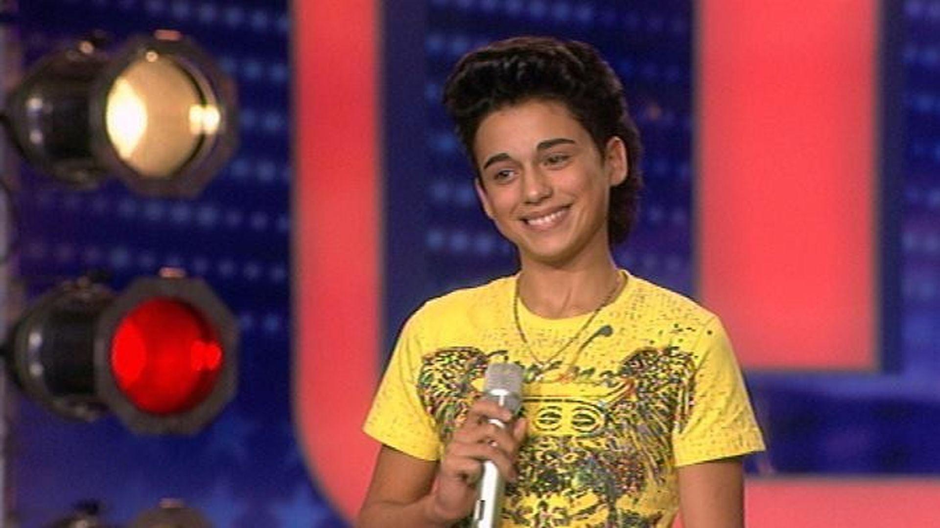 Andrea Supertalent