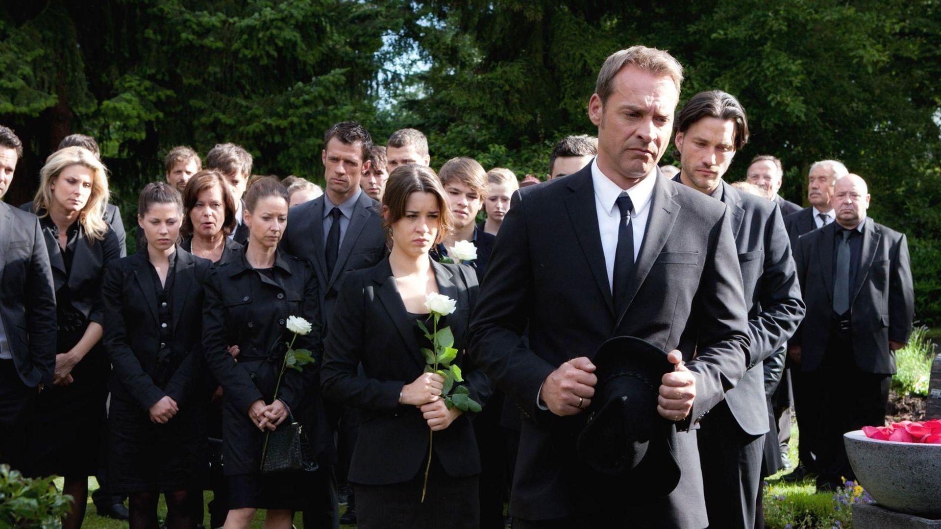 Daliah Lavi Beerdigung