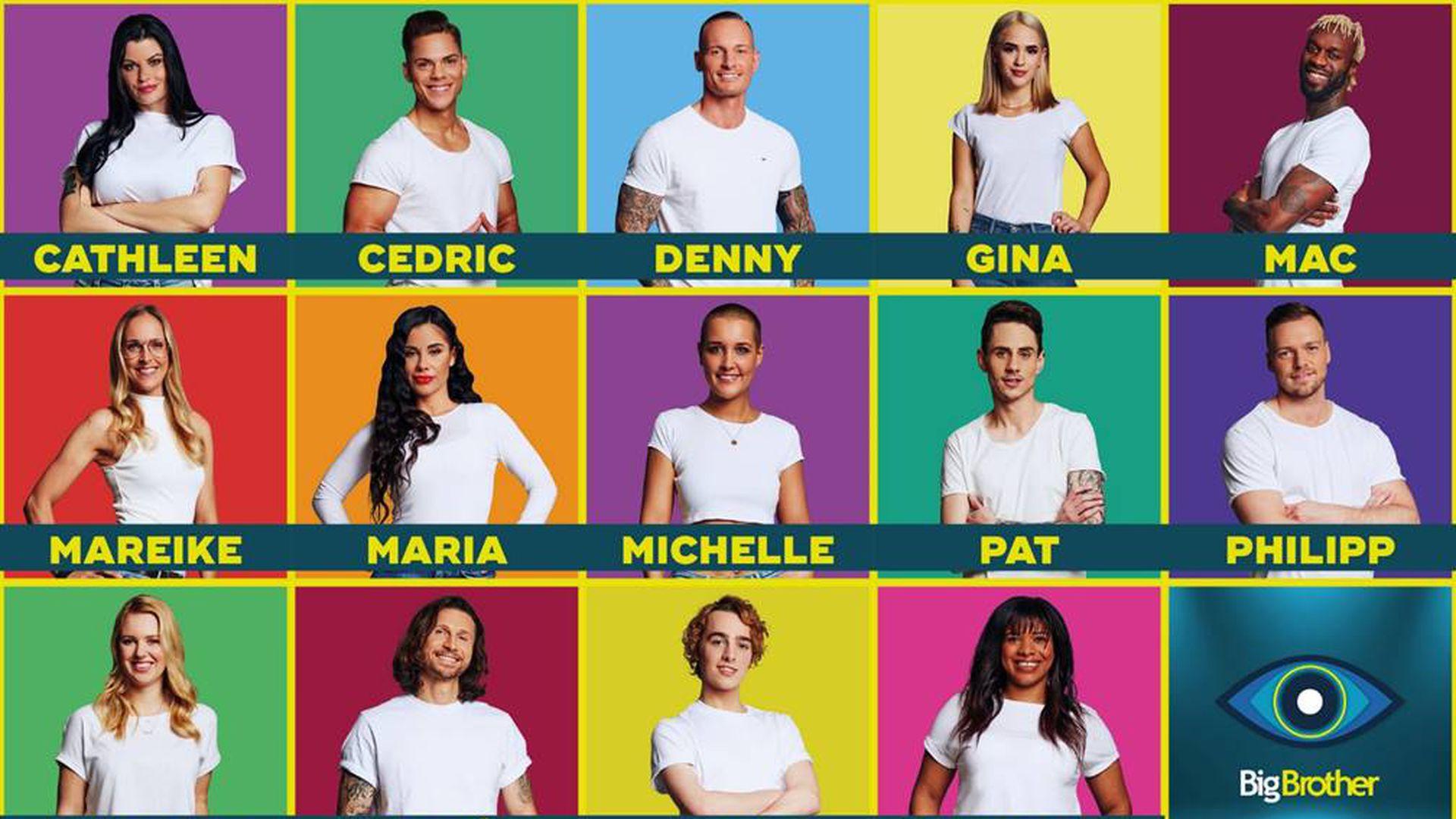 Big Brother 9 Kandidaten
