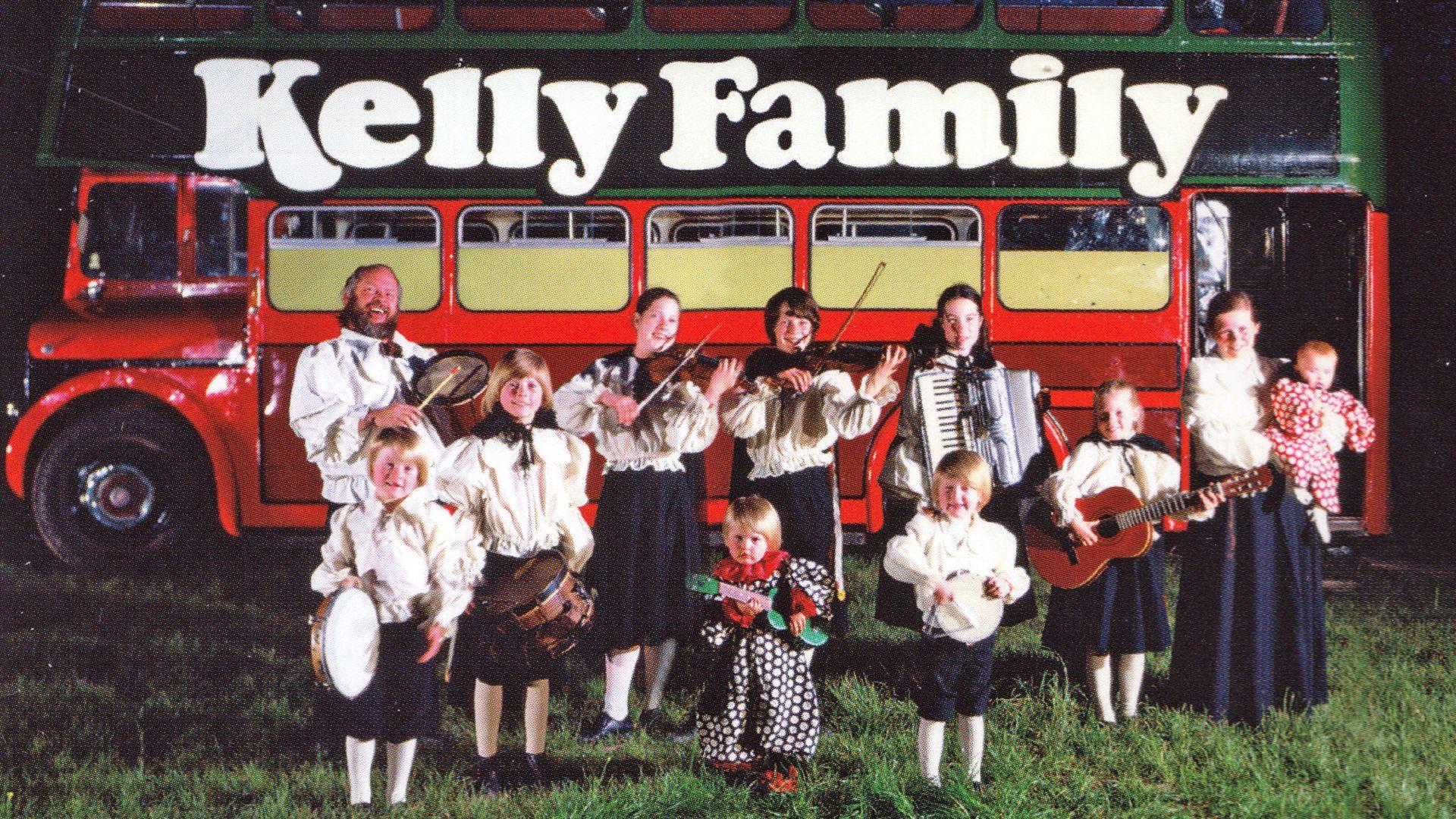 Toll Oder Schrecklich SO Wchst Man In Der Kelly Family