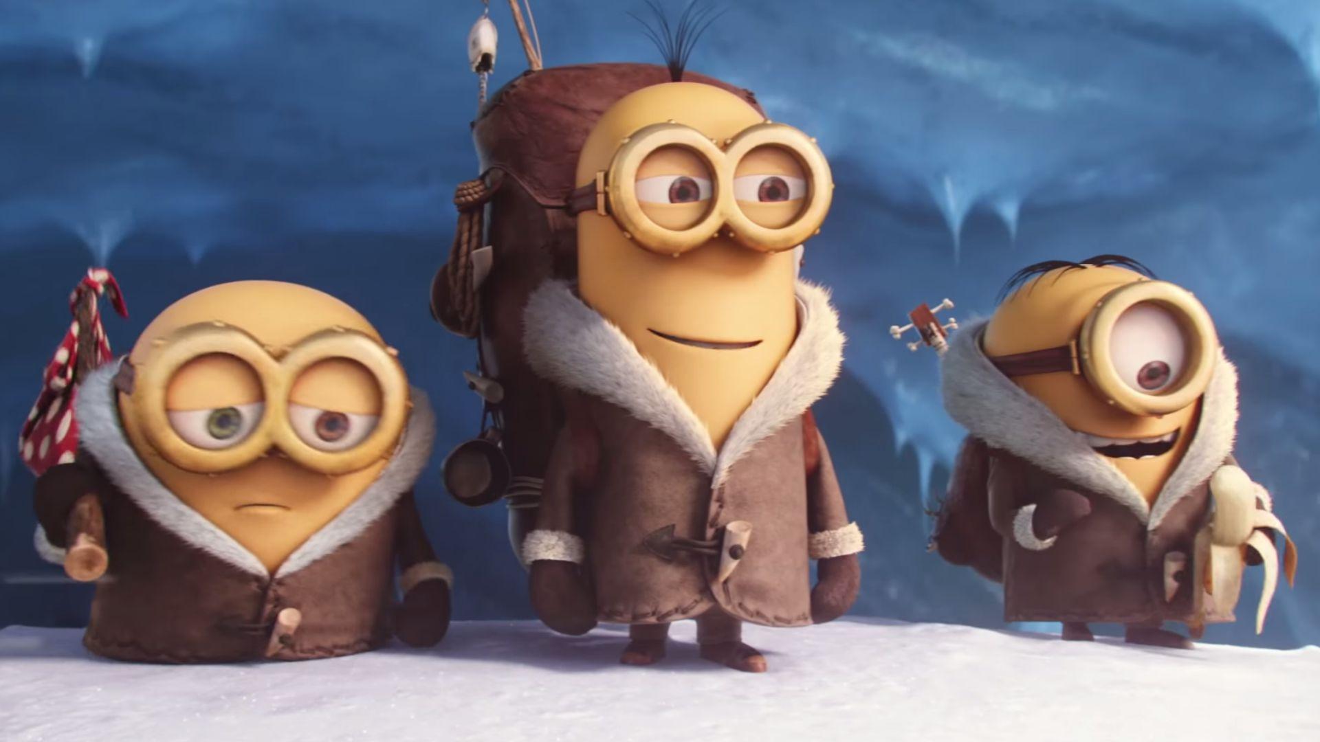 Die Minions 1