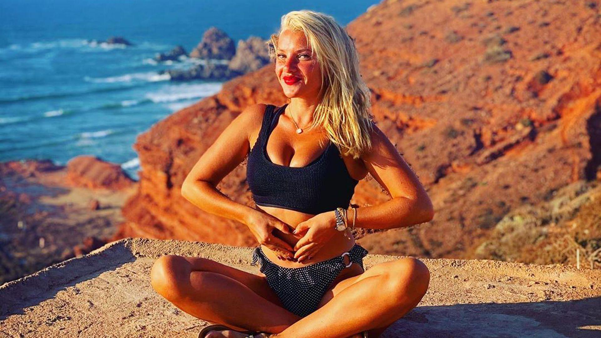 Furs Dschungelcamp Evelyn Burdecki Tourt Durch Australien