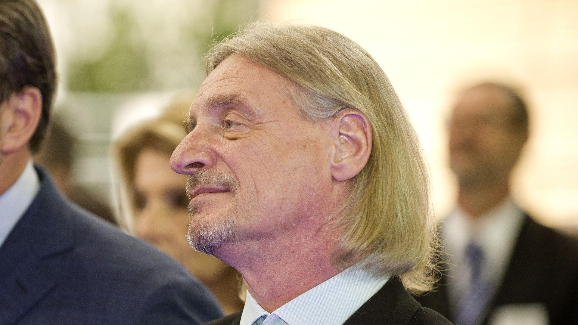 Frank Otto Vermögen