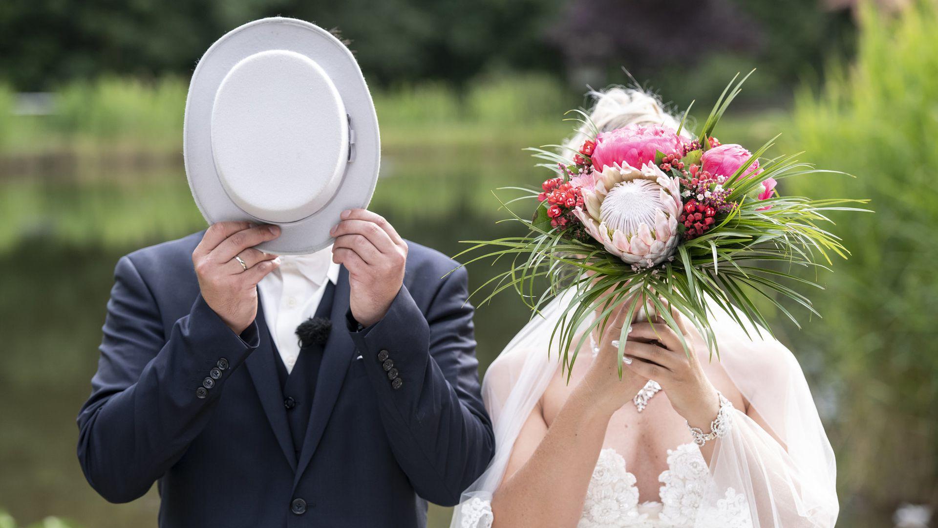 Hochzeit Auf