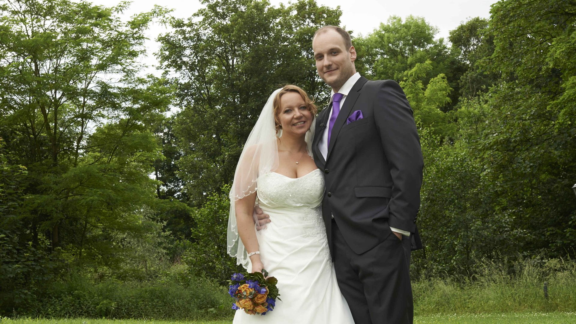 Blind Hochzeit