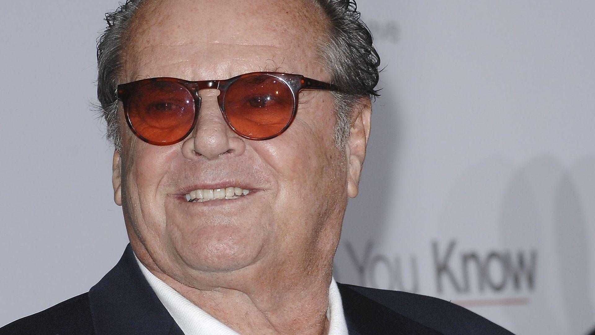 Jack Nicholson: Ich kann keine Frauen mehr anbaggern