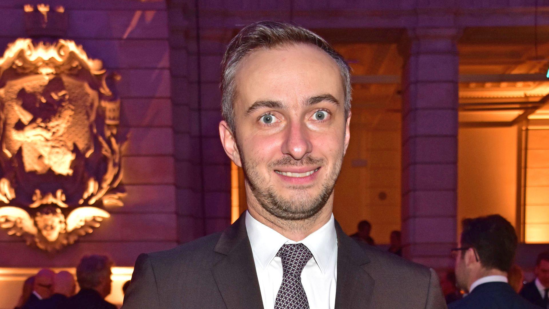 Rollenwechsel Jan Böhmermann Macht Einen Auf Luke Mockridge