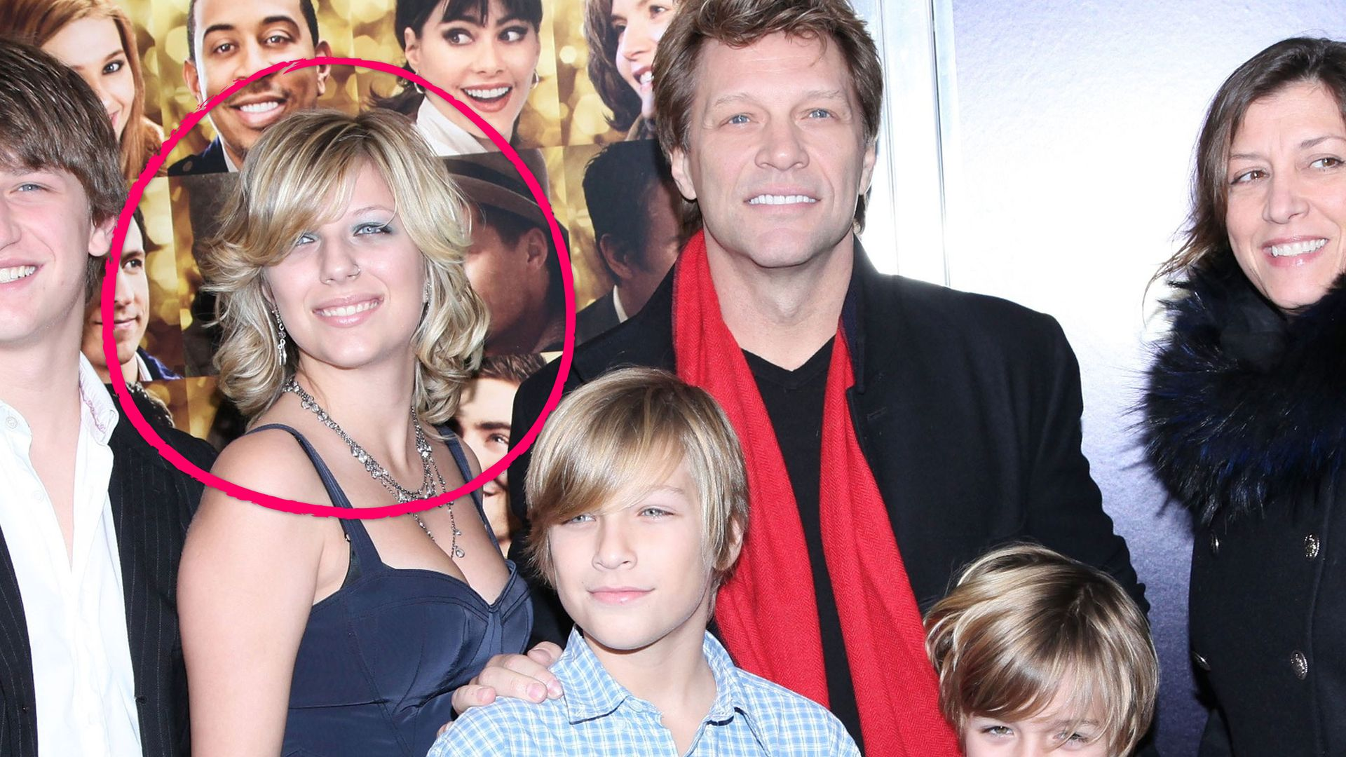Überdosis Heroin bei Jon Bon Jovis Tochter? | Promiflash.de