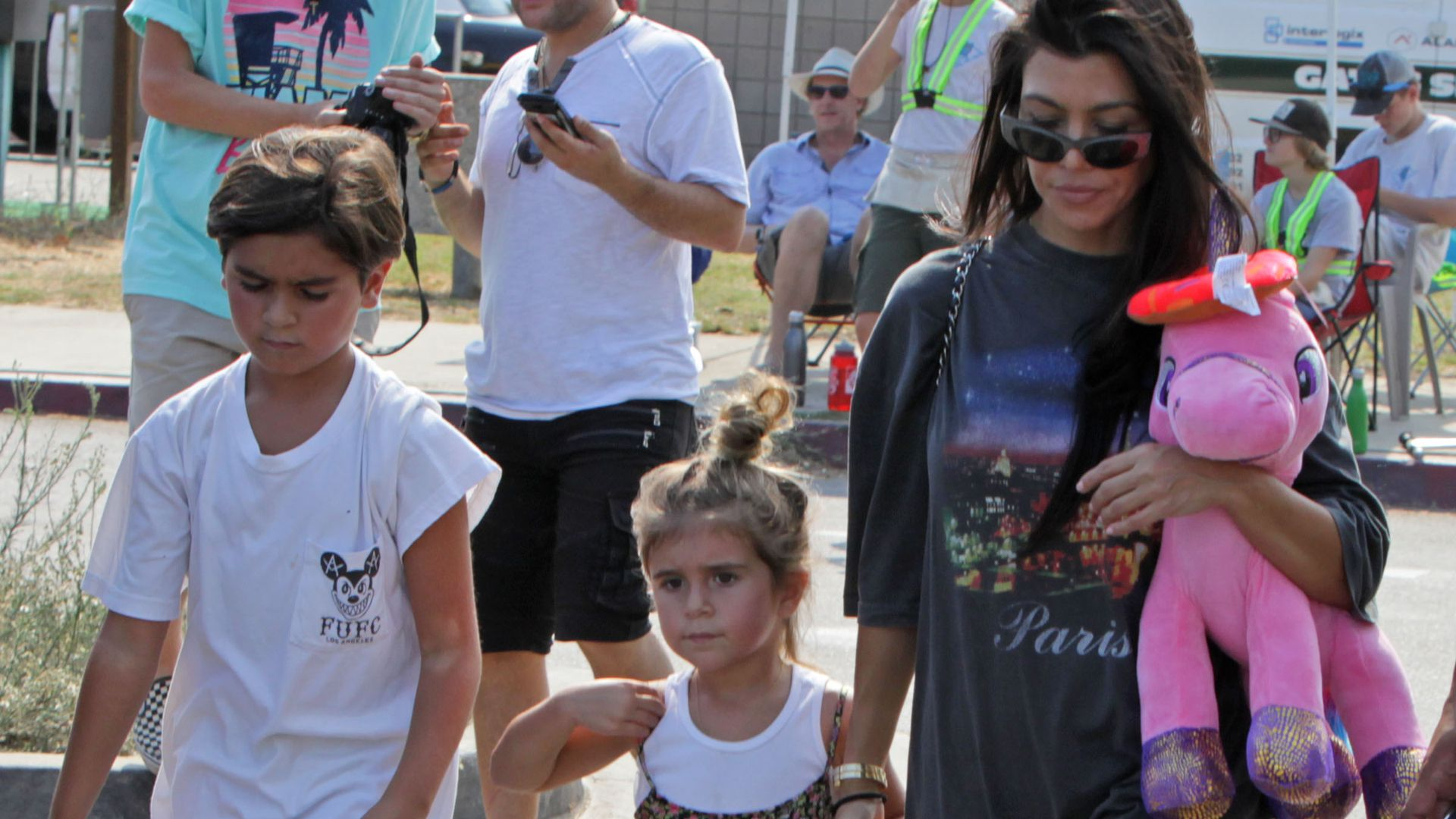 Kourtney Kardashian Kinder