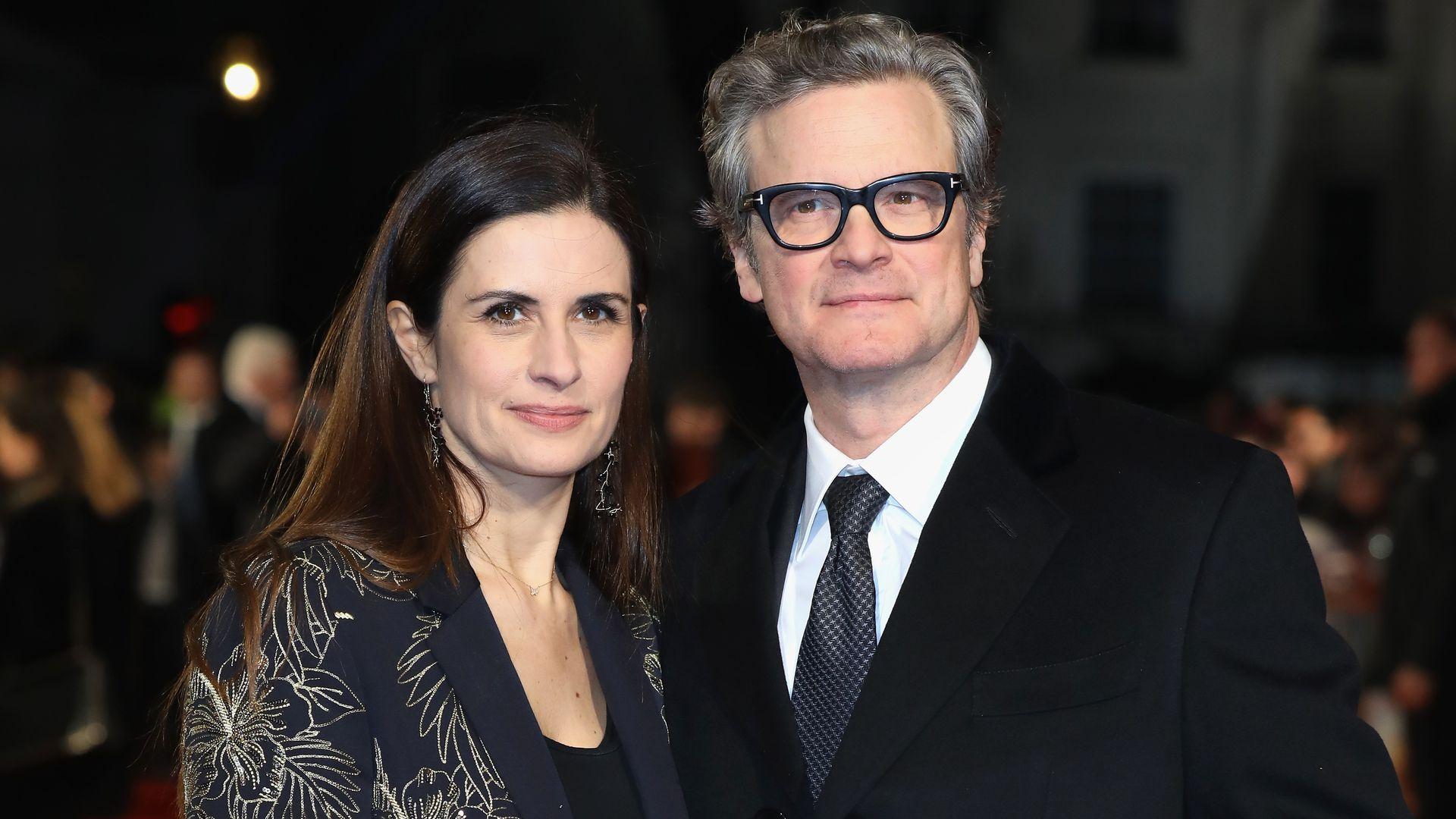 Colin Firth Ehefrau Jetzt Meldet Sich Ihr Stalker Zu border=