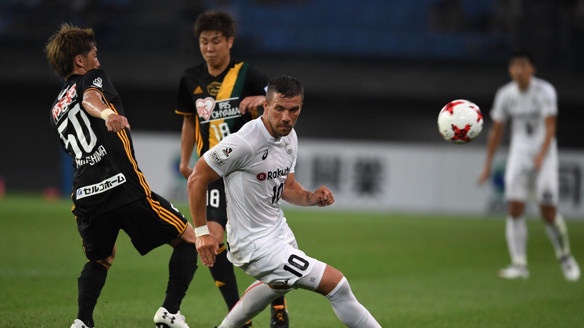 Tor Des Jahres Lukas Podolski Ist Gerührt Von Fan Liebe