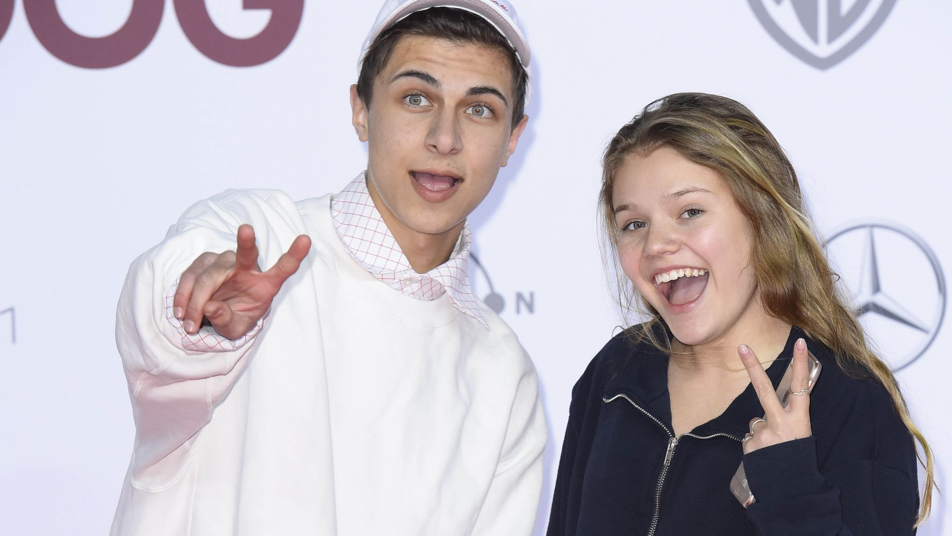 Lukas Rieger Und Faye Montana