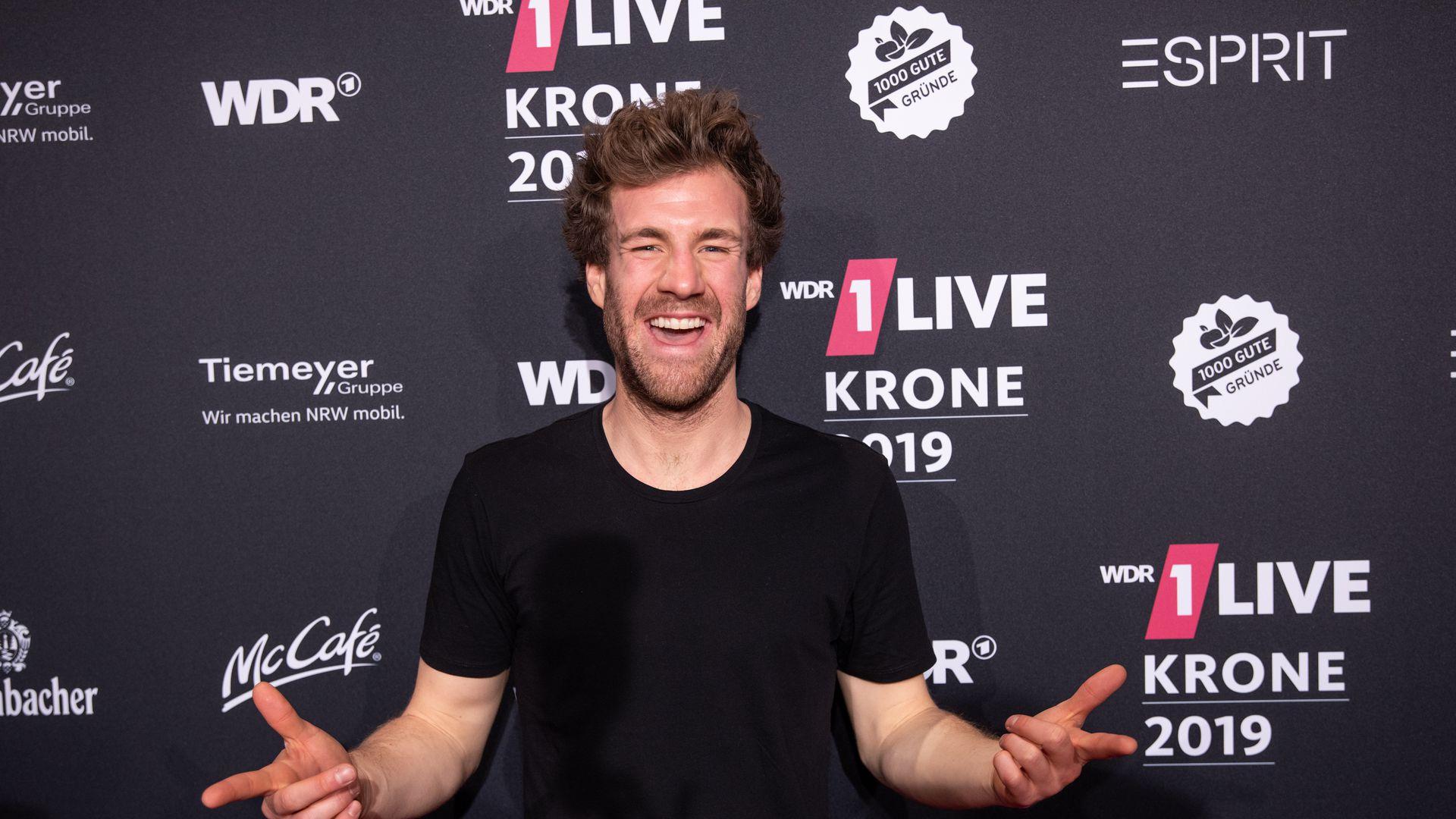 Luke Mockridge Regensburg