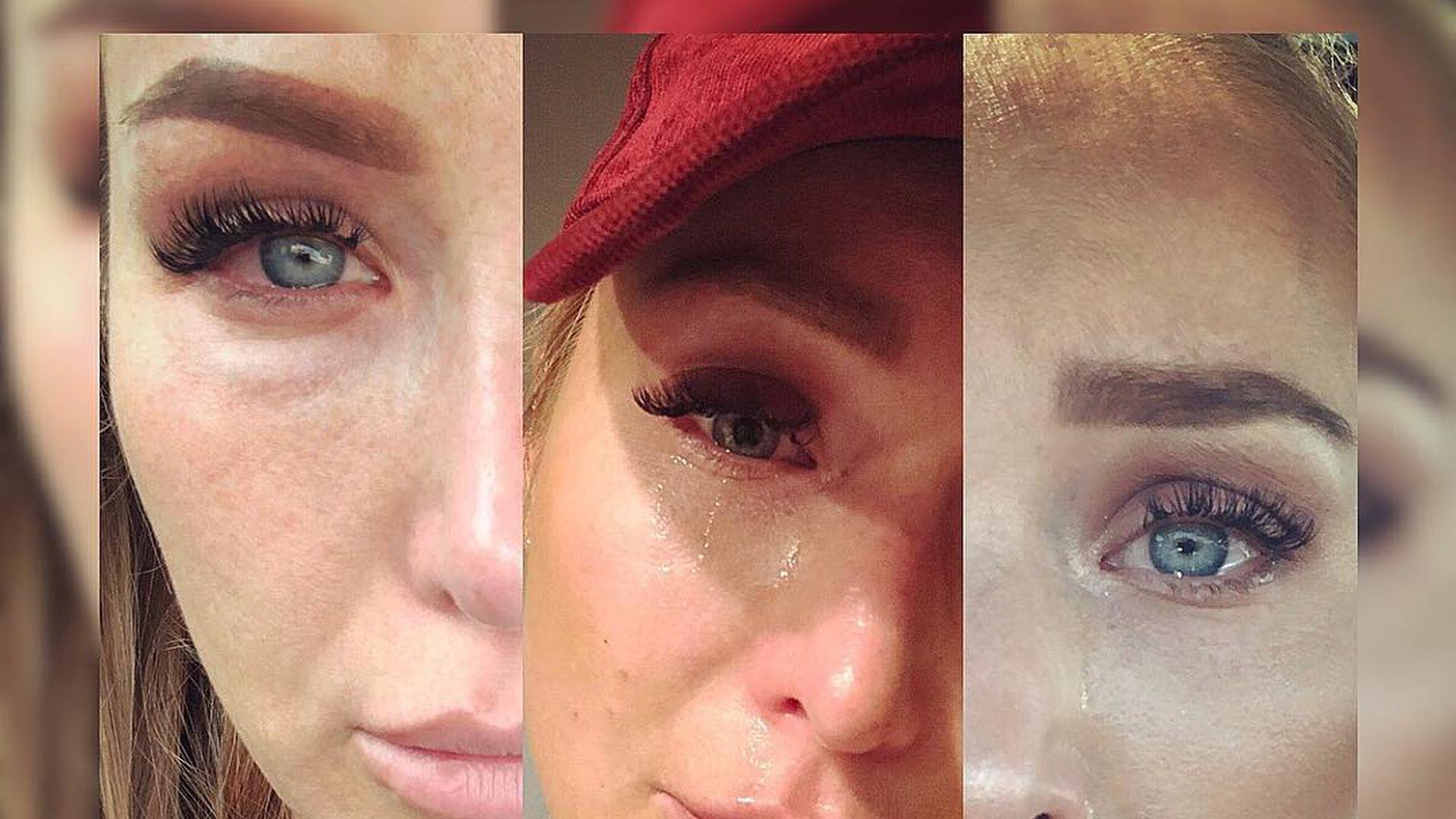 Chris Töpperwiens Ex Magdalèna Kalley weint noch immer
