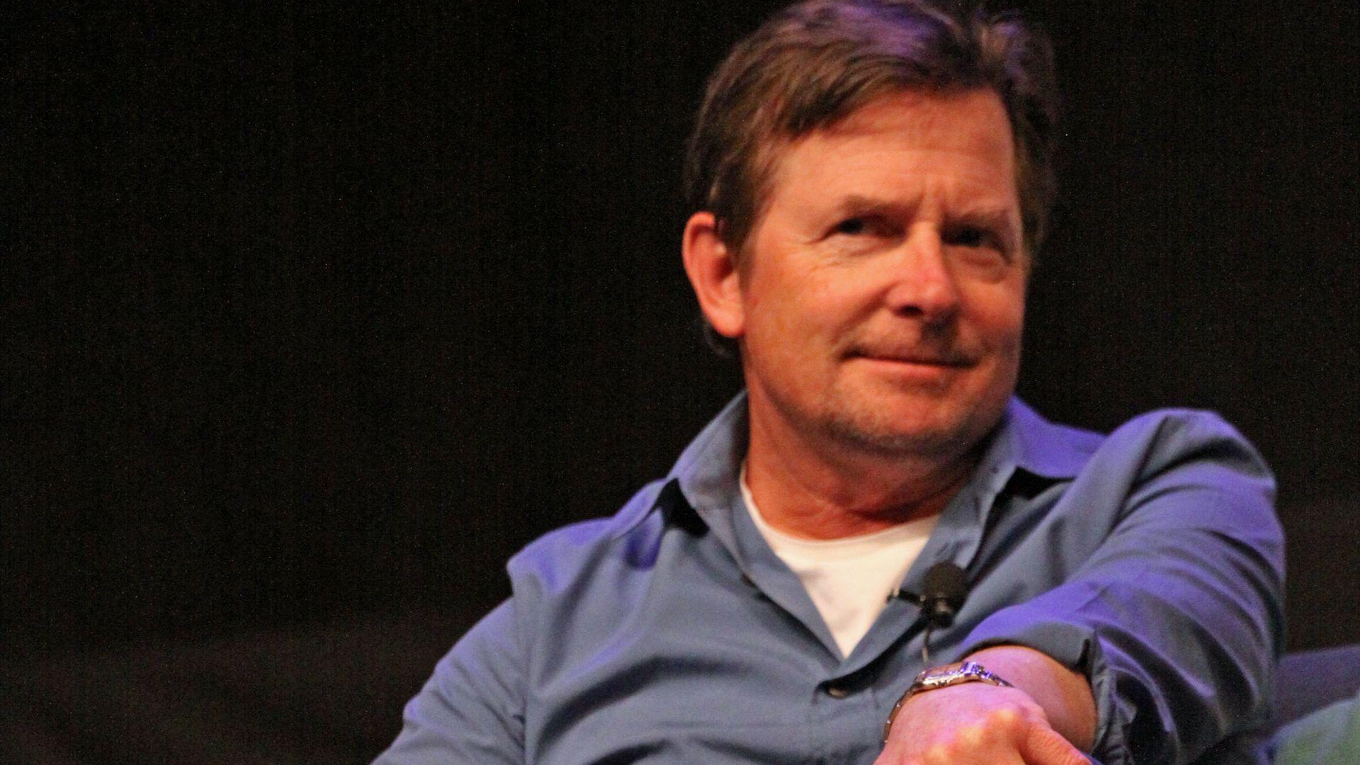 Bewegend Michael J Fox Spricht 252 Ber 25 Jahre Mit
