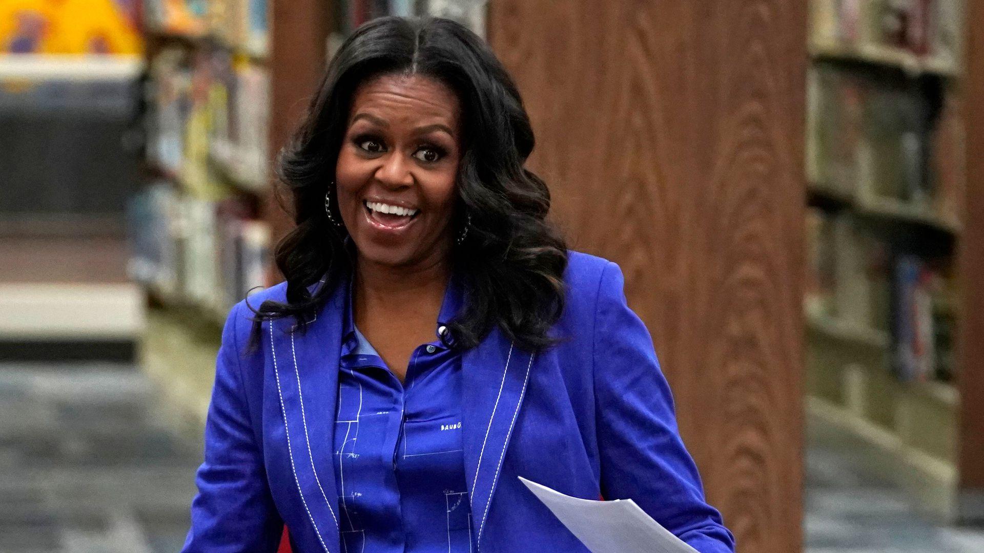 michelle obama Dating-Ratschläge für ihre Töchter Dating jetzt im Vergleich zur Vergangenheit
