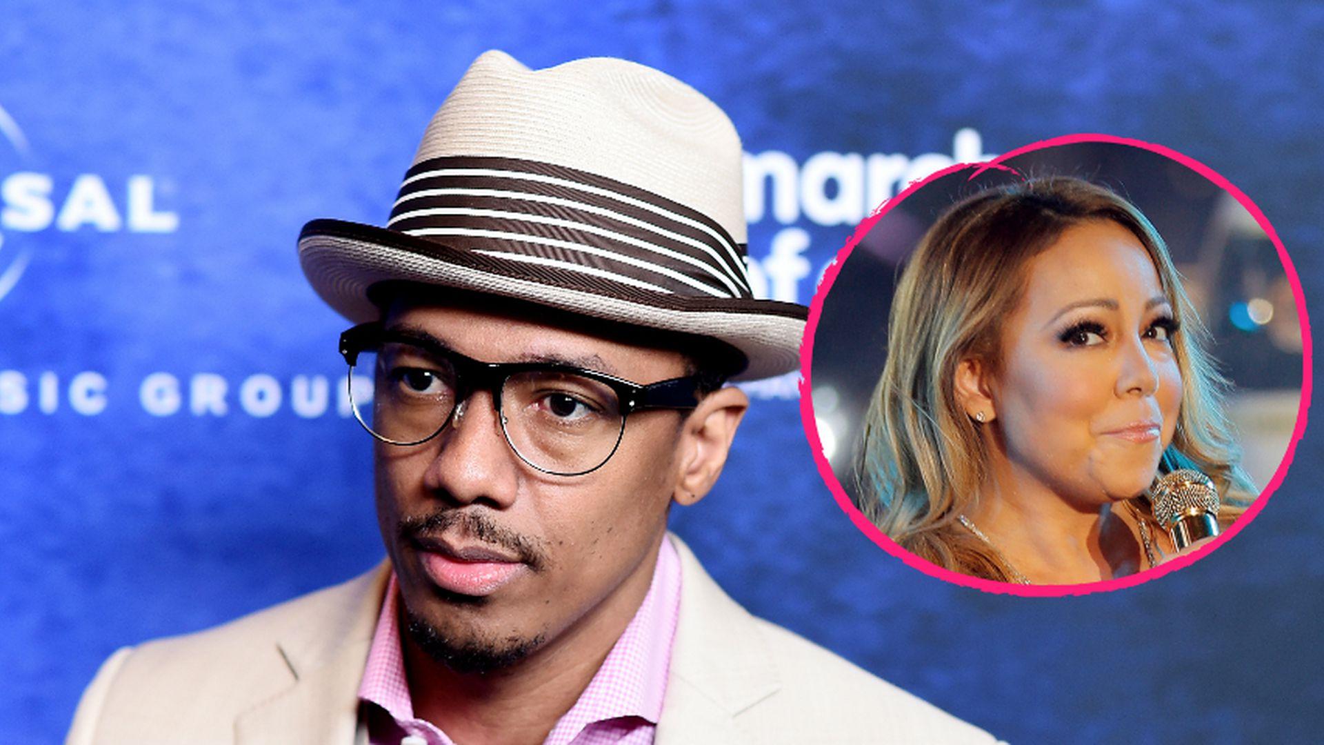 Nach Playback Patzer  Das denkt Mariahs Ex Mann Nick Cannon