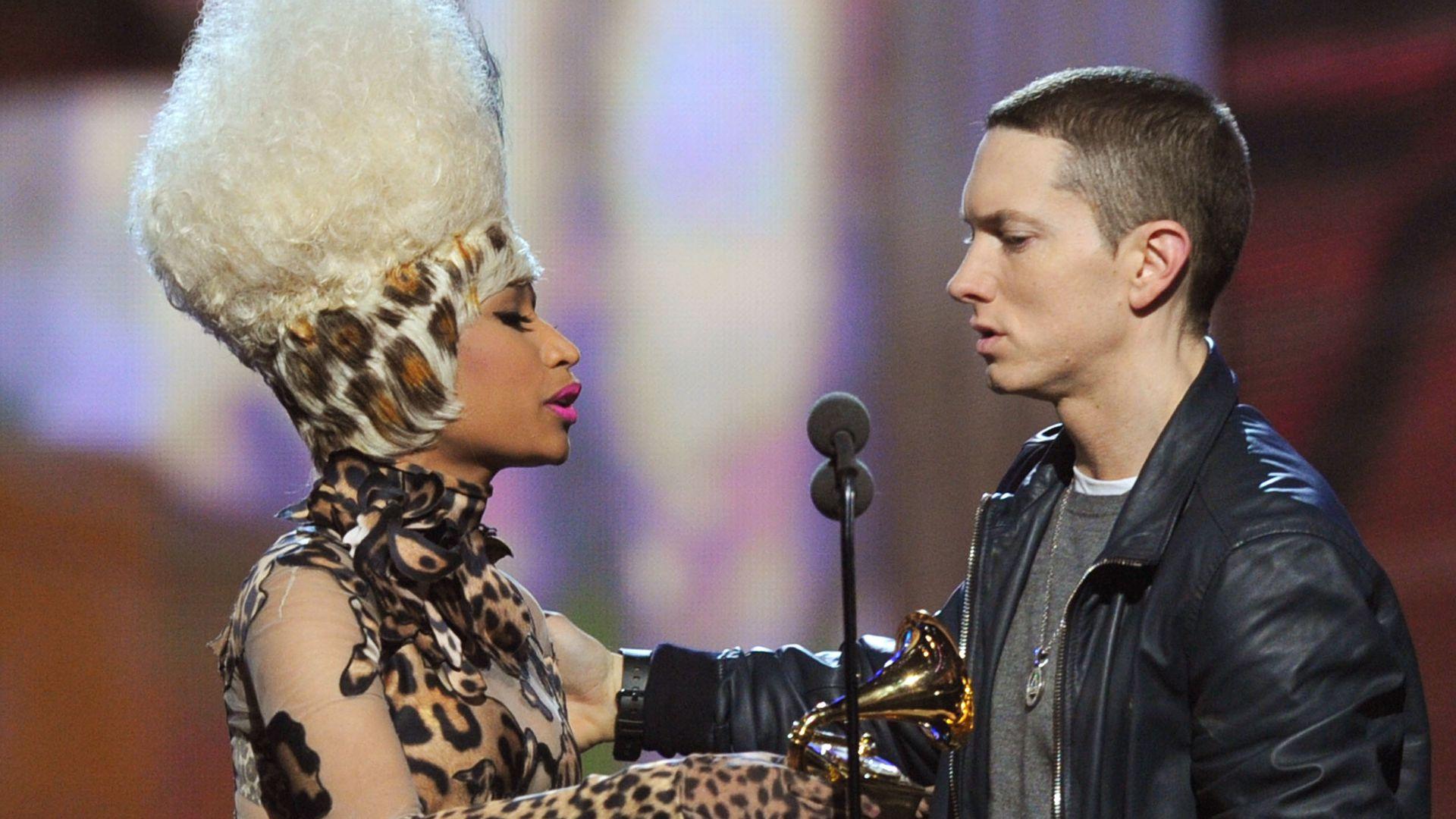 Auf-Instagram-offenbart-Nicki-Minaj-datet-wirklich-Eminem-