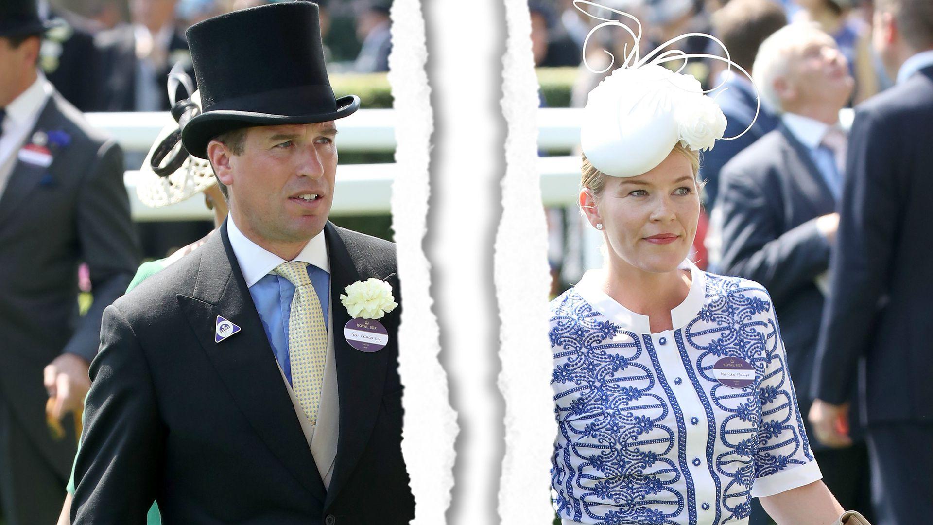 Enkel der Queen lässt sich nach zwölf Jahren Ehe scheiden