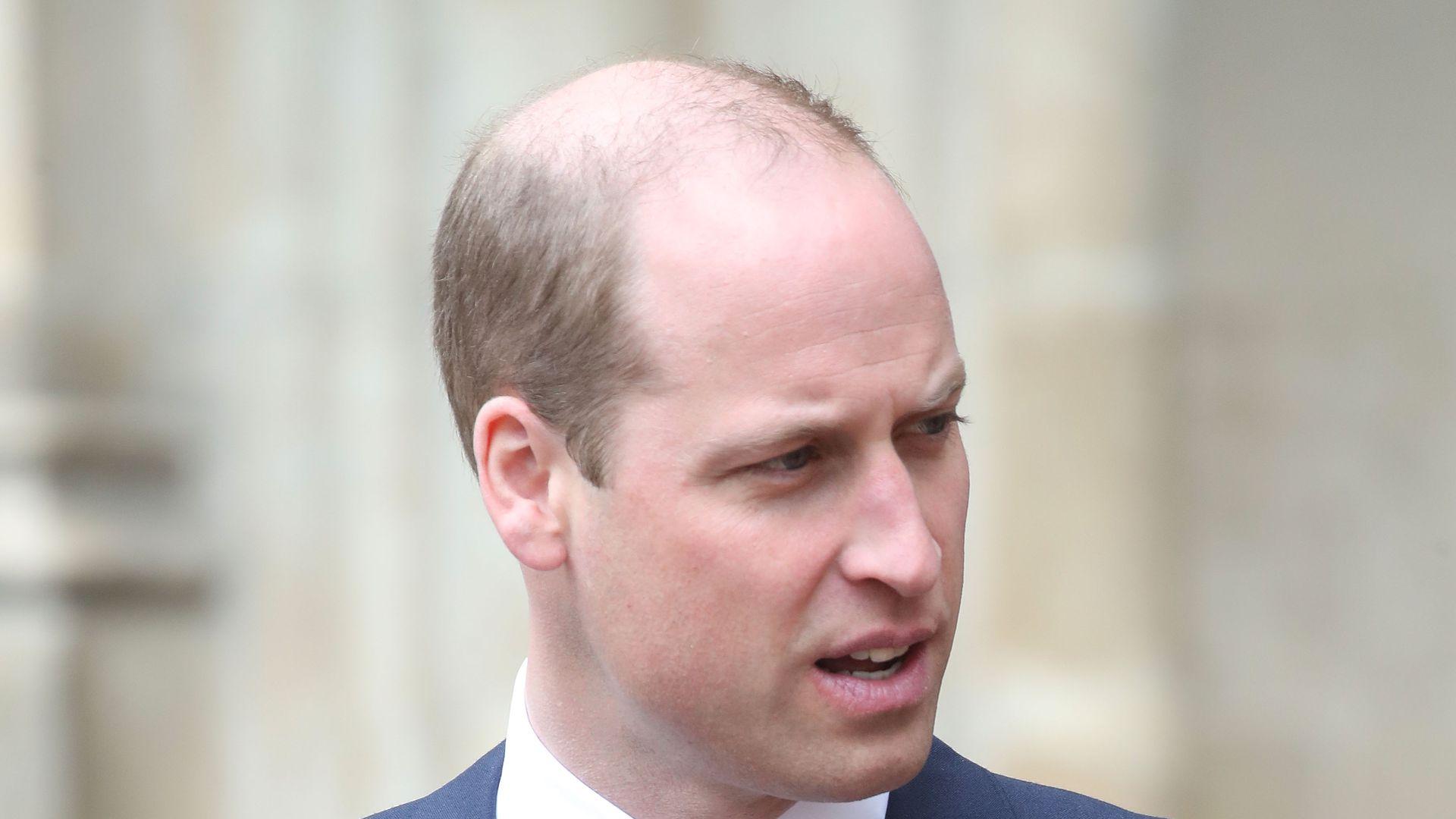 """""""Schäm dich"""": Prinz William wird im eigenen Land beschimpft"""