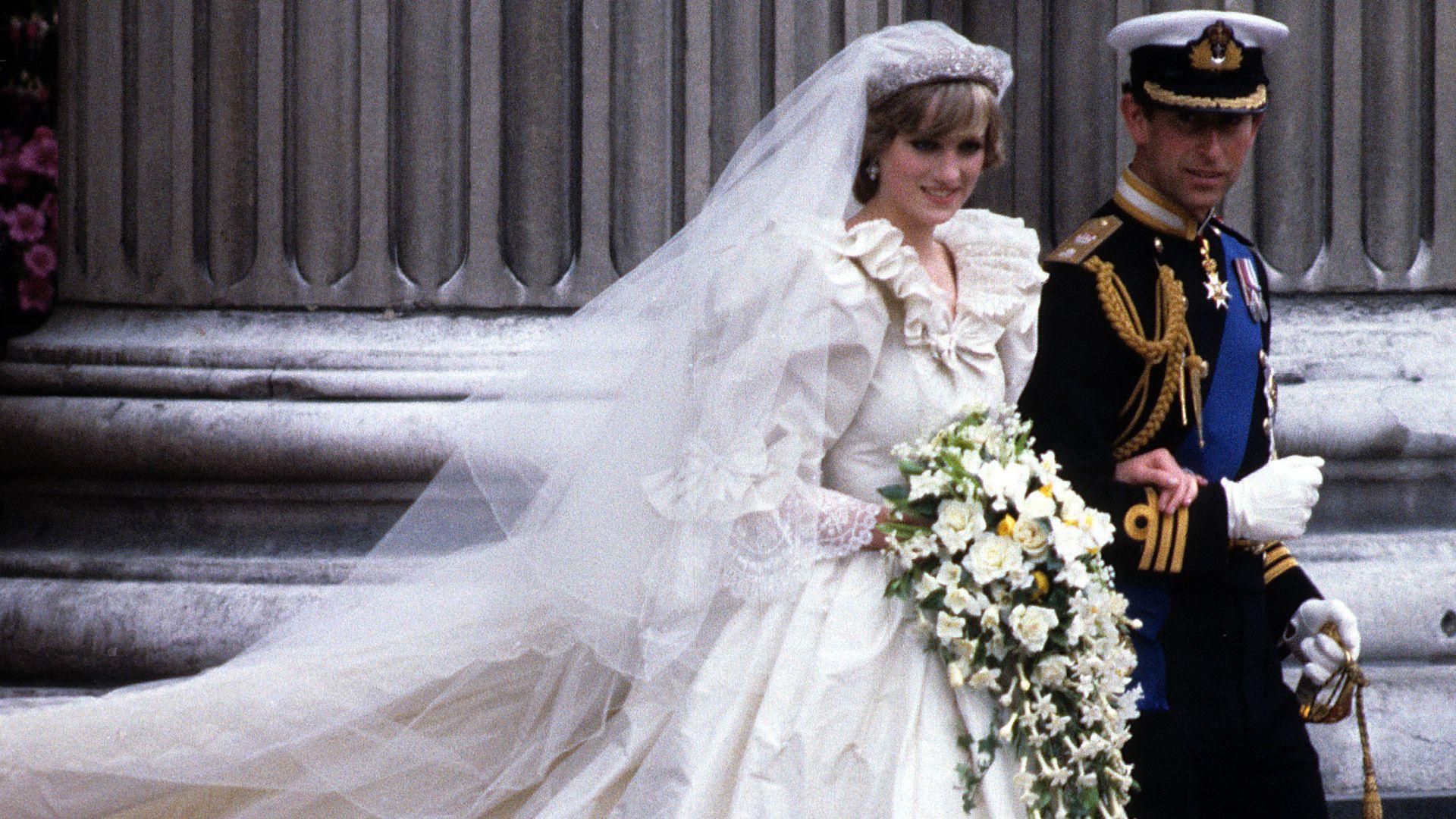 Hochzeit Charles Und Diana