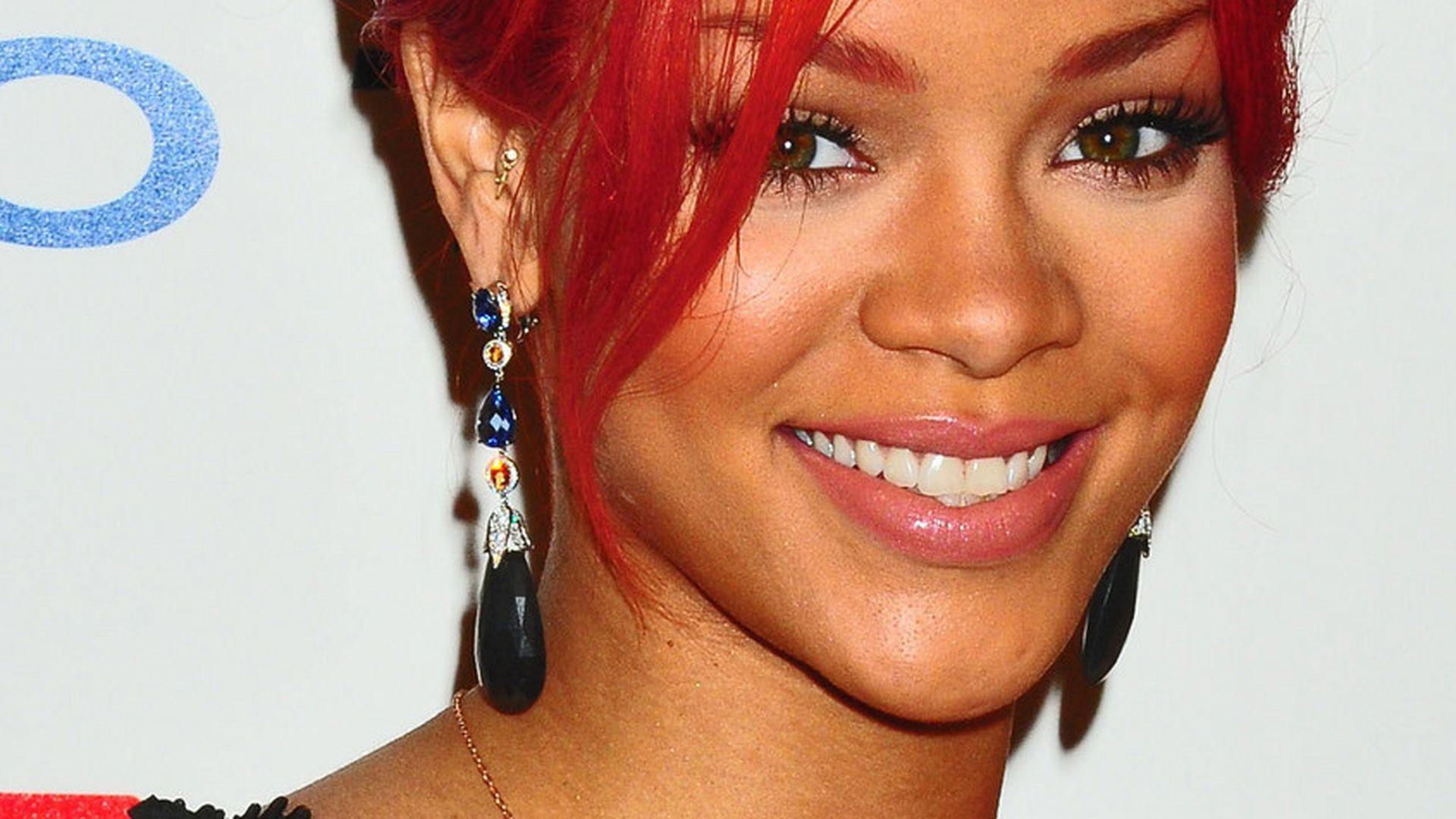Rihanna Ihre Haare sind ihr ein Vermögen wert