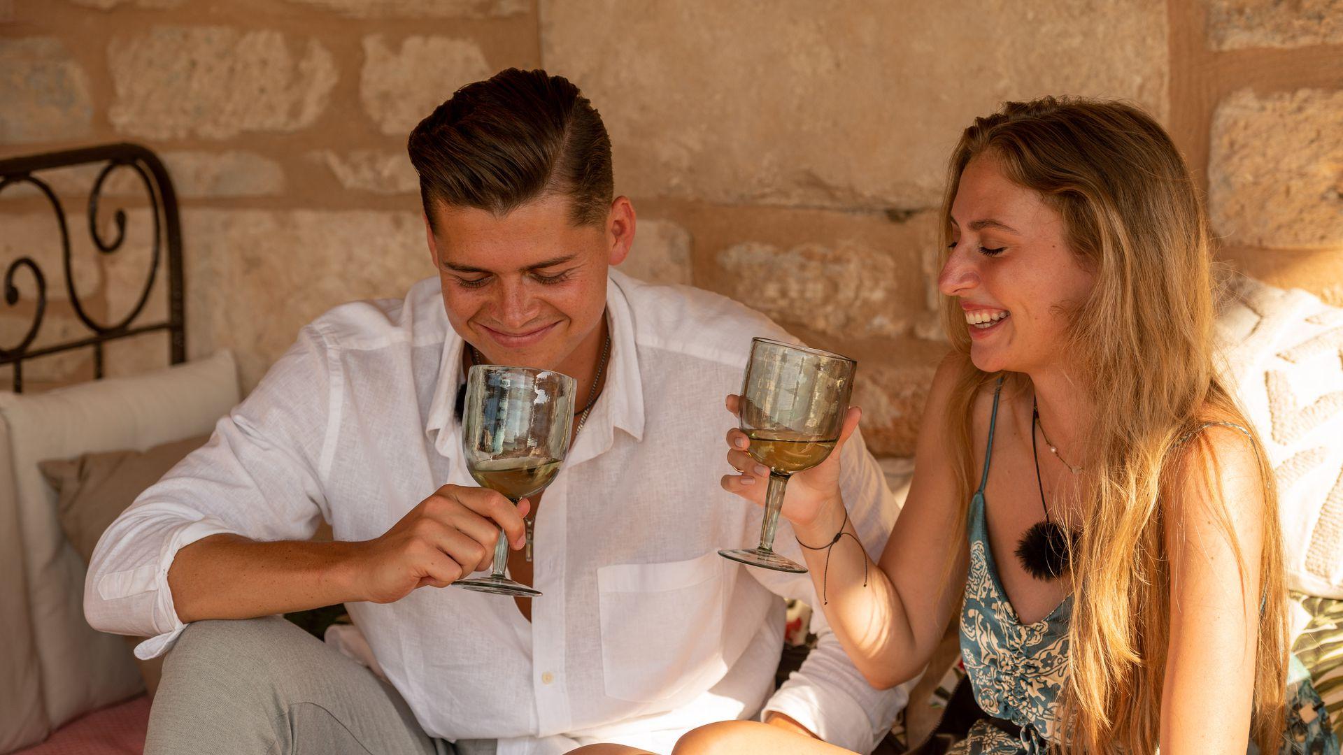 """""""Love Island""""- Couple Isabell und Robin: Das sagen die Followers"""
