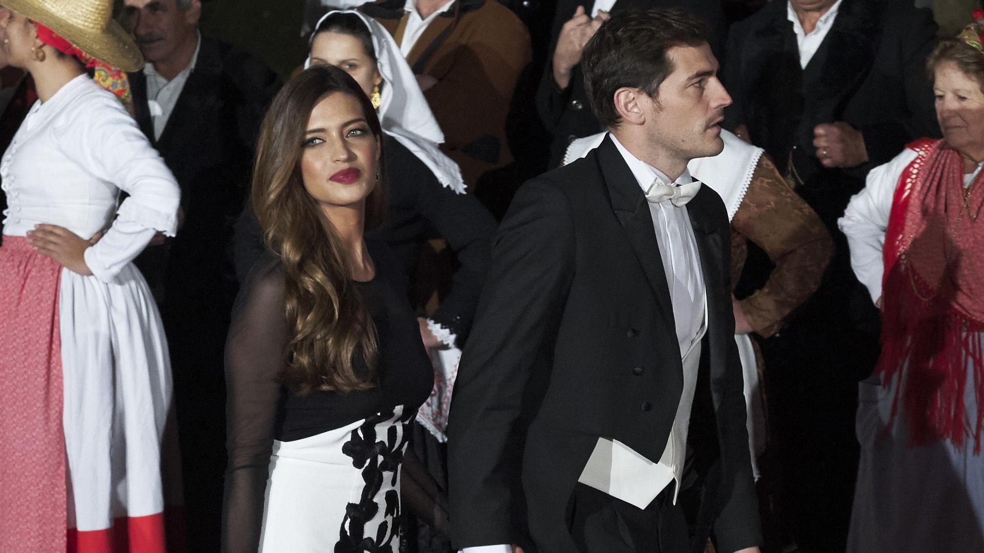 Nach Trennung: Erstes Statement von Iker Casillas' Frau Sara - Promiflash.de