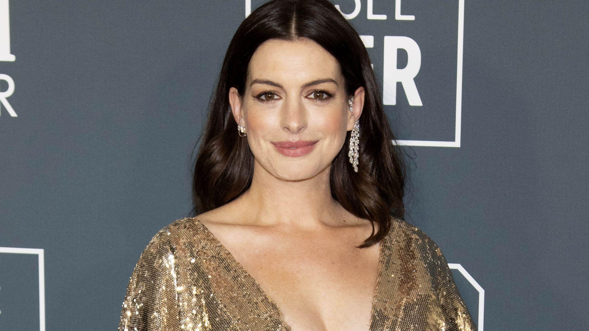 Anne Hathaway war neunte Wahl für