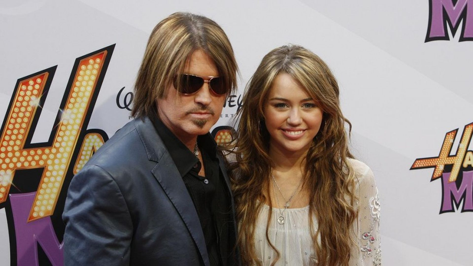 Miley Cyrus Vater