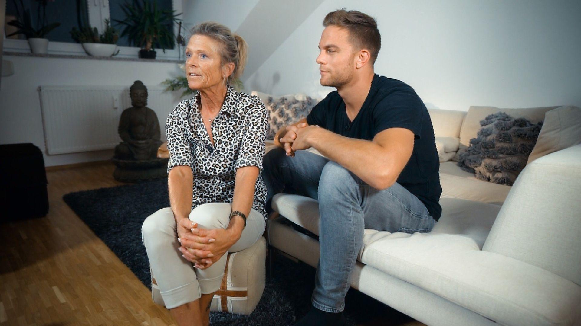 Deutsche Mama vernascht ihren Schwiegersohn