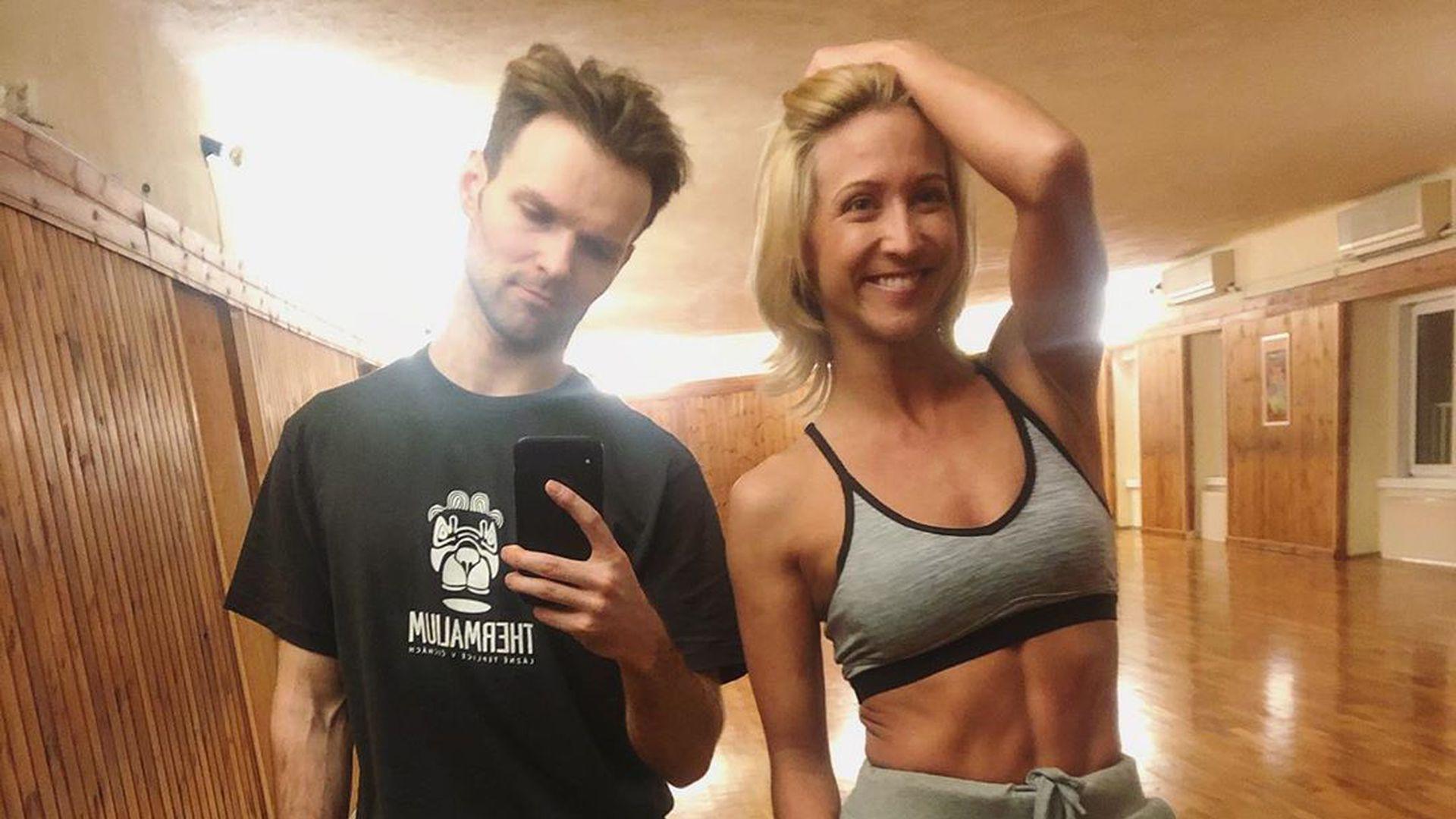 Kathrin Menzinger Gewicht