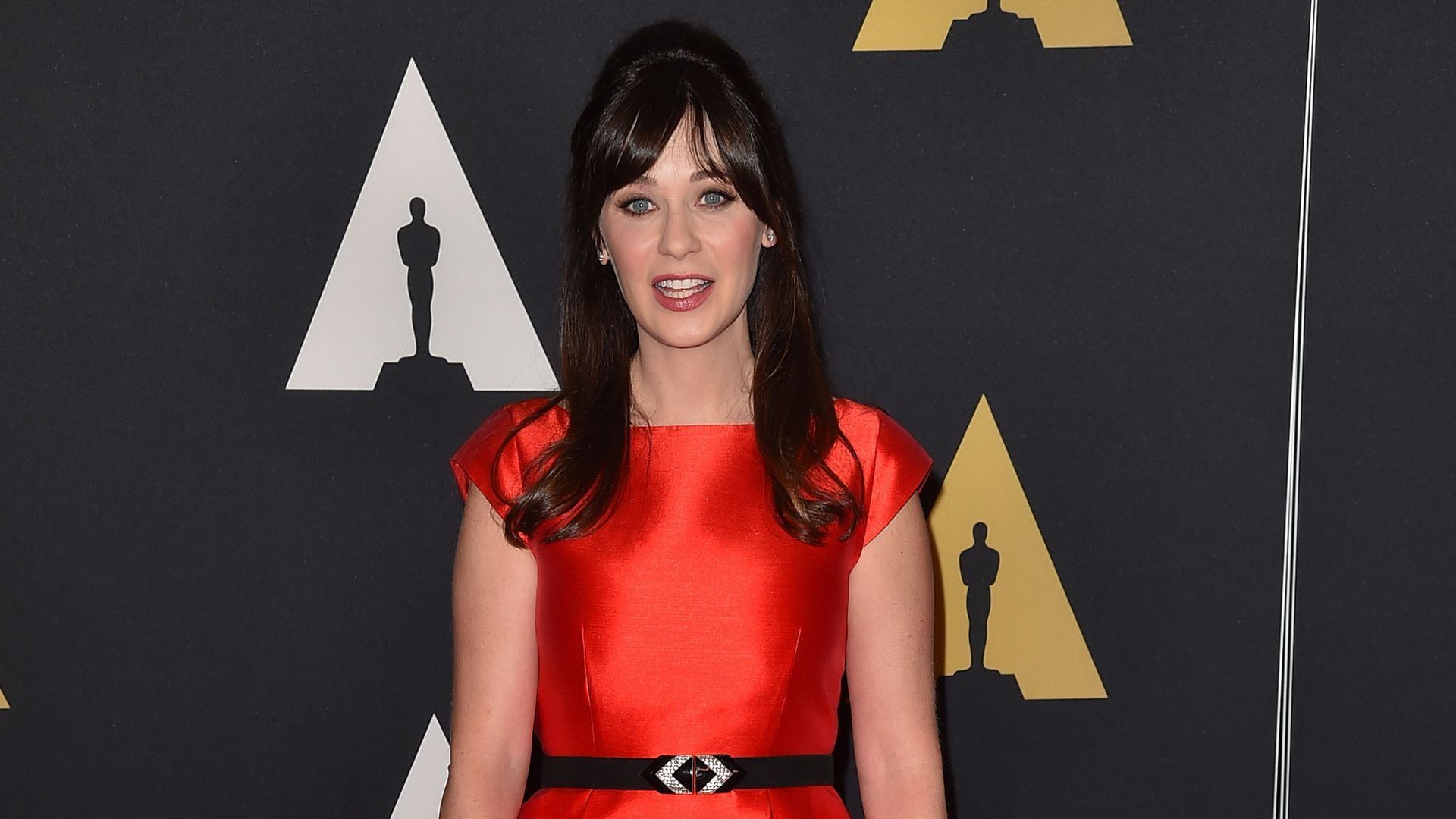 After-Baby-Body: Zooey Deschanel glänzt auf dem Red Carpet ...