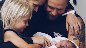 Teresa Palmer, Mark Webber und ihre Söhne Bodhi & Forest Sage