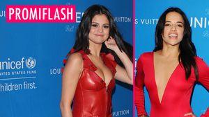 Selena Gomez und Michelle Rodriguez