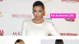 """Die Stars auf der """"Maxim Hot 100"""" Party"""