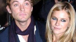 Sienna Miller und Jude Law